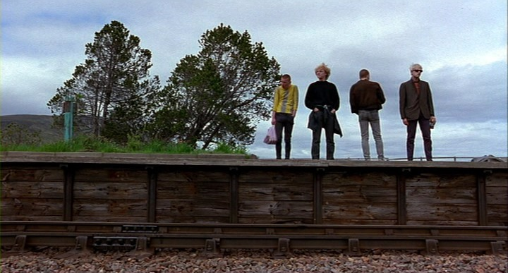 About Trainspotting